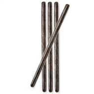Circus Candy Sticks Black 10 pieces