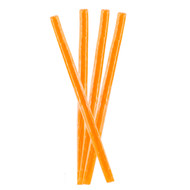 Circus Candy Sticks Orange 10 pieces