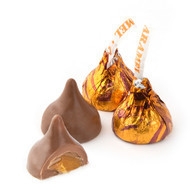 Hershey's Kisses Caramel Filled 2 Pounds