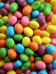 Sweetart Jelly Beans 2.6lb Bulk