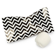 Chevron Black/white Buttermints 100 Count