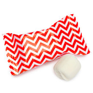 Chevron Red/white Buttermints 100 Count