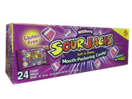 Sour Jacks Soft & Chewy Wildberry Box (24 units)