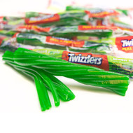 Twizzlers Pull n' Peel Green Apple 2lb Bulk