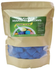 Marshmallows Royal Blue (Sugar Coated) 1 Pound