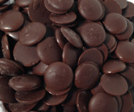 Merckens Melting Chocolate Wafers Dark Chocolate 2 Pounds