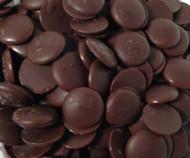 Merckens Melting Chocolate Wafers Dark Chocolate 2 Pounds