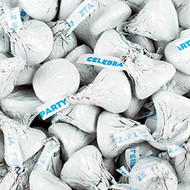 Hershey's Kisses Party White 2.2 LB Bag