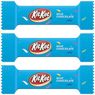 Blue Kit Kat Mini 2.1 Pounds