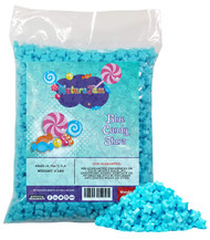 StarzMania  Blue Only 2 pounds Bulk Stars Shaped Candy
