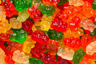 Sweet Gummy Bears Assorted 30 Pound Case
