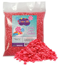 Heart Shaped Candy Confetti 1lb Bag