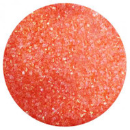 Coral Sanding Sugar 1 Pound Bag