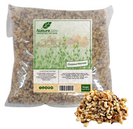 KOSHER Gourmet Chopped Walnuts - BULK BAG Diced Walnuts Granules -PACKED IN A BUBBLE MAILER TO AVOID BREAKAGE (2 Pounds)