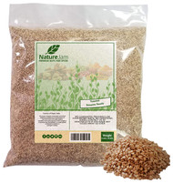 KOSHER Toasted Sesame Seeds Natural 2 Pounds Bulk Bag-Heat Sealed for Freshness-Direct