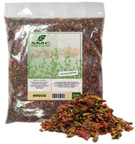KOSHER Red & Green BELL Peppers 1 Pound Bulk Bag-Heat Sealed to Maintain Freshness-Crushed & Dried Spice Seasoning