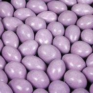 Chocolate Almonds Pearl Purple 2.5 Pounds