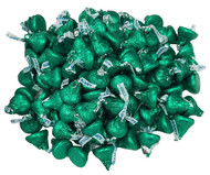 Hershey's Kisses Party Theme 2.2 Pounds (Green)