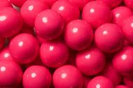 CLEARANCE - Gumballs Shine Pink 2 Pounds Bulk Bag