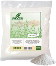 CMC Powder 2 Pounds BULK-SODIUM CARBOXYMETHYL CELLULOSE