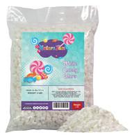 Starzmania White Star Shaped Candy - 2 Lbs. Bulk