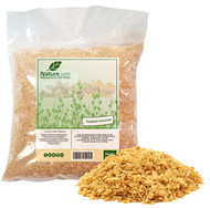 Toasted Coconut Flakes 2 POUNDS - Desiccated Coconut Color-Brown Coconut Chips