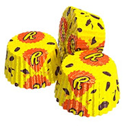 Reese's Peanut Butter Cups Miniatures Stuffed w/ Crunchy Cookie  Wrapped - 2.25 Pounds - Resealable Container