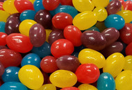 Clearance - Jolly Rancher Jelly Beans Wild Berry 2.6 Pounds