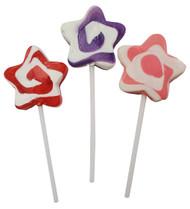 Star Lollipops 2in (Grape) - Single Count
