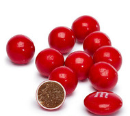 Sixlets Candy Coated Chocolate Red 2 Pounds