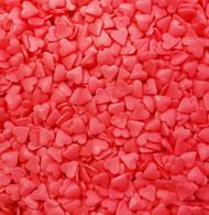 CLEARANCE-Heart Shaped Candy Confetti 2lb Bag