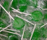 Flat Pops Green 2.2 Lbs