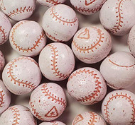 Clearance - Baseball Bubble Gum Individually Unwrapped 2.2 Lbs