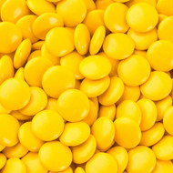 Clearance - Chocolate Buttons Yellow  2.2 Pounds