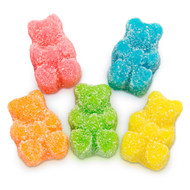 Albanese Assorted Gummi Beep Bears - 2.25 Pound