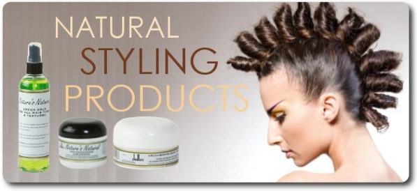 Natural Hair Styling Tools: Best Organic Hair Styling Products