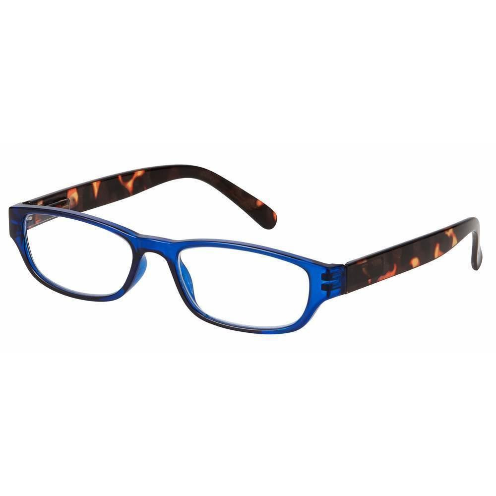 22b09f7c6a ... Florence Reading Glasses for Women by I Heart Eyewear in Two Colors.  Blue. Loading zoom