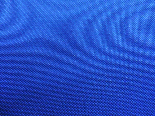 Waterproof Royal Blue Canvas Fabric Forrest Fabrics