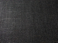 Black Hessian Fabric 12oz   X 50MTRS