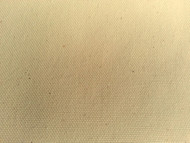 "Natural Cotton Canvas Fabric 86"" x 50 Mtrs"