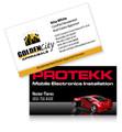 Full Color 16pt Business Cards