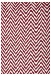 Azura Chevron Red