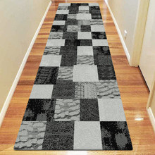 Boston 1166 Black 80x300cm Runner