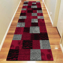 Boston 1166 Red 80x300cm Runner