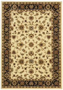 Noble Cream Traditional Rug