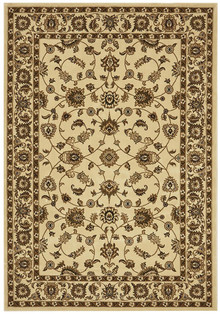 Noble Beige Traditional Rug