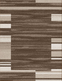 Prestige Modern Brown Rug
