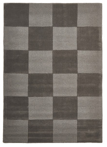 Wool Lux 401 Smoke Rug