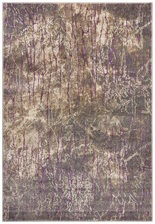 Adele 903 Purple Rug