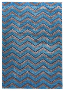 Decor 714 Blue Rug